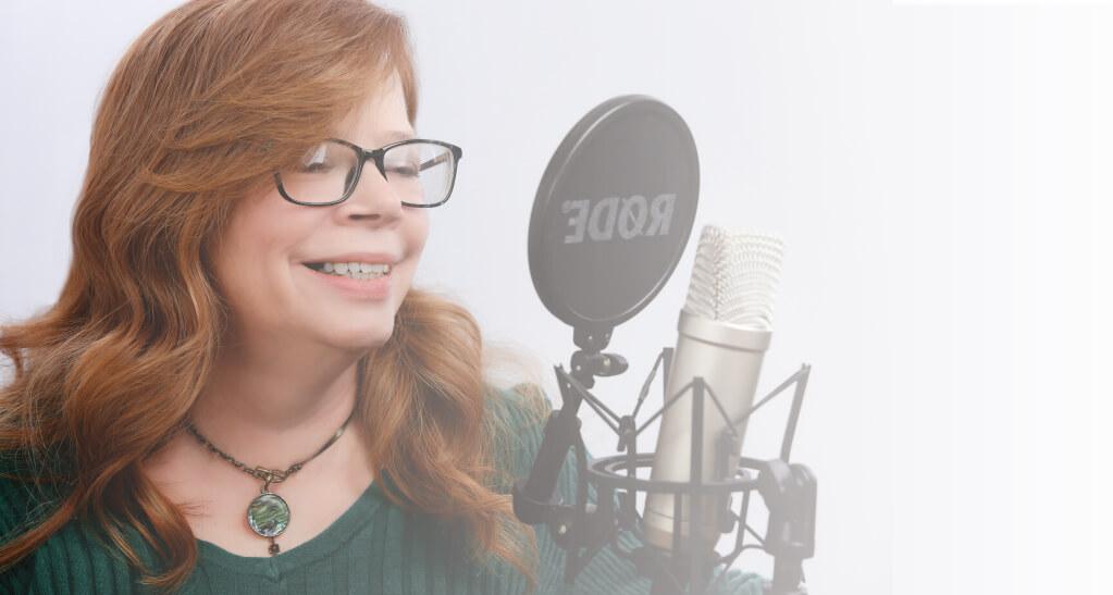 Margie Lenhart Voiceovers Banner